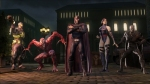 superheroes, supervillains, magneto, black panther, cable, psylocke, carnage